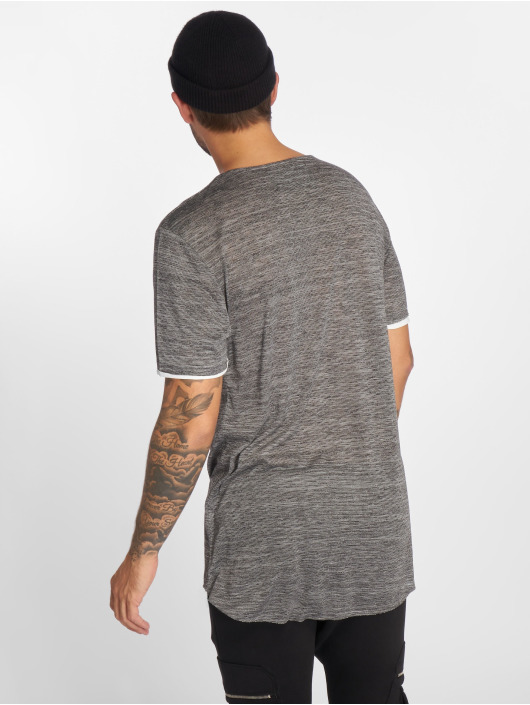VSCT Clubwear T-Shirty 2 on 1 szary
