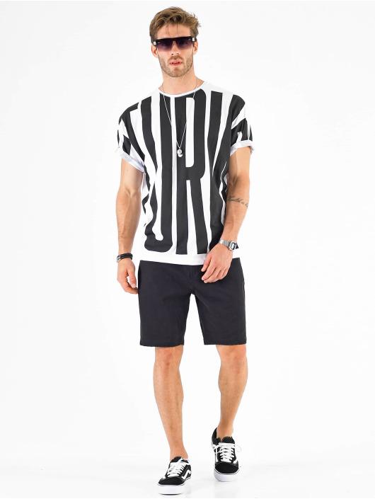 VSCT Clubwear T-skjorter Letter Logo Turn hvit