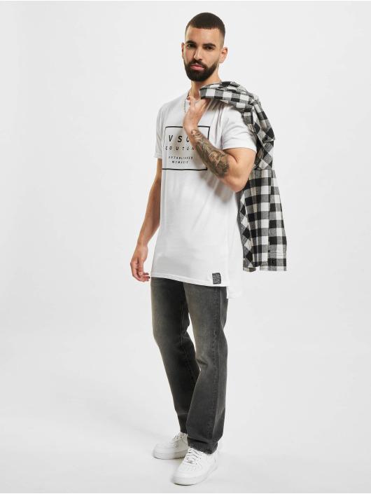 VSCT Clubwear T-skjorter Logo Believe Back hvit