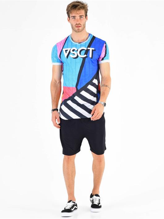 VSCT Clubwear T-skjorter Graphix Wall Logo mangefarget