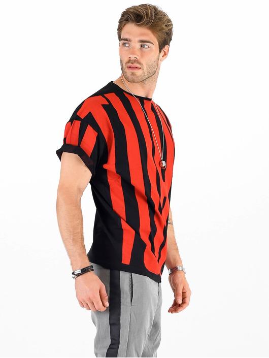 VSCT Clubwear T-skjorter Letter Logo Turn svart