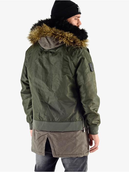 VSCT Clubwear Talvitakit 2 In 1 Assasin khakiruskea