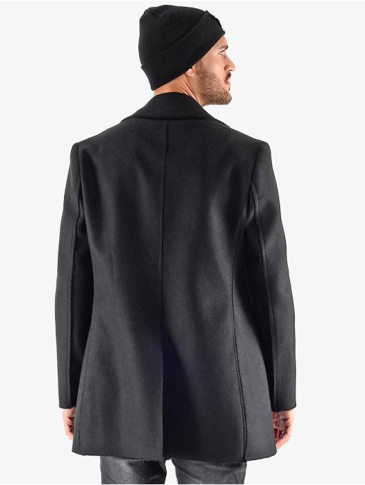 VSCT Clubwear Talvitakit Sophisticated 2 BtnRows musta