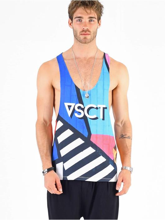VSCT Clubwear Tank Tops Graphix Wall Logo barvitý
