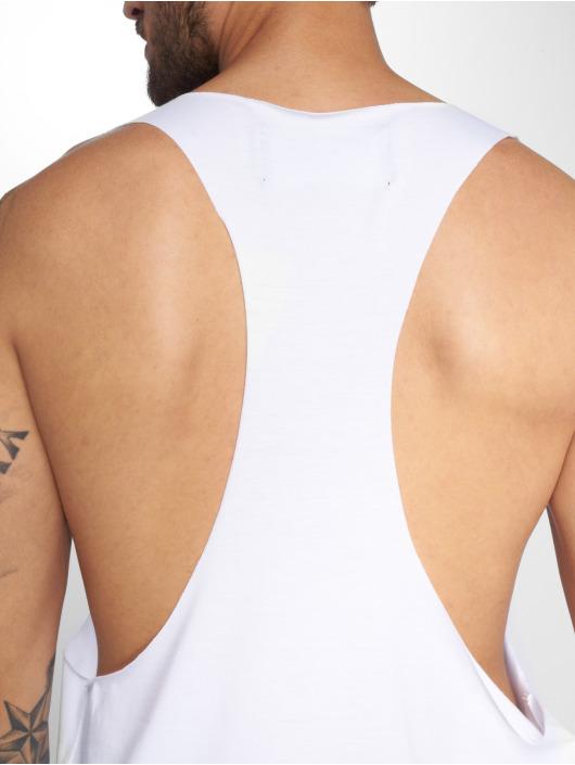 VSCT Clubwear Tank Tops Ibiza Logo weiß