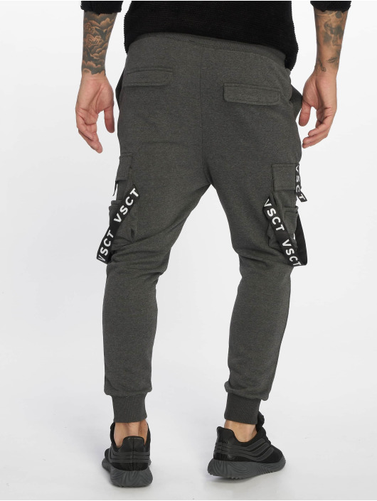 VSCT Clubwear tepláky Logo Tape šedá
