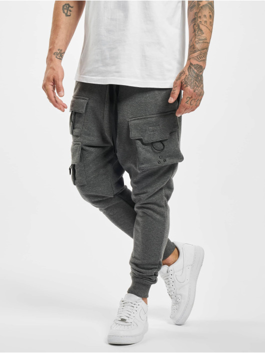 VSCT Clubwear tepláky New Gen Cargo šedá