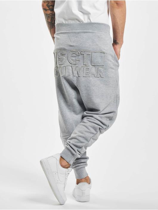 VSCT Clubwear tepláky Logo šedá