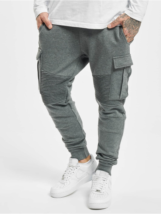 VSCT Clubwear tepláky Caleb šedá
