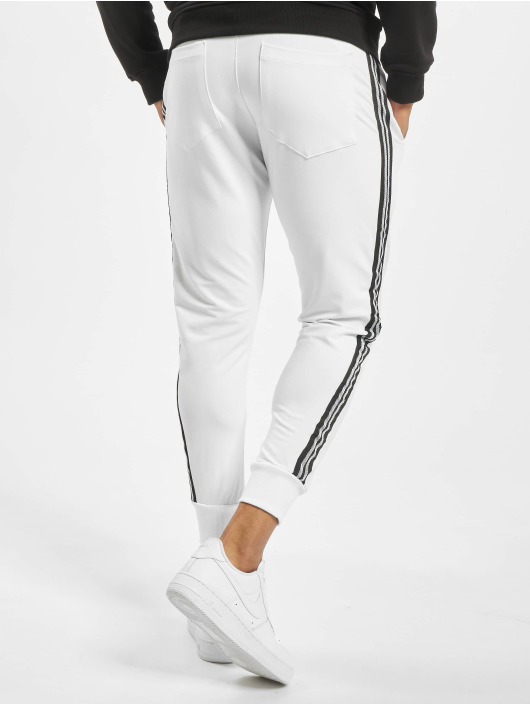 VSCT Clubwear tepláky Tapered Antifit Zipped biela