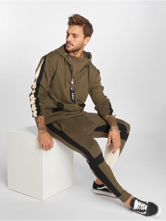 VSCT Clubwear tepláky Racer kaki