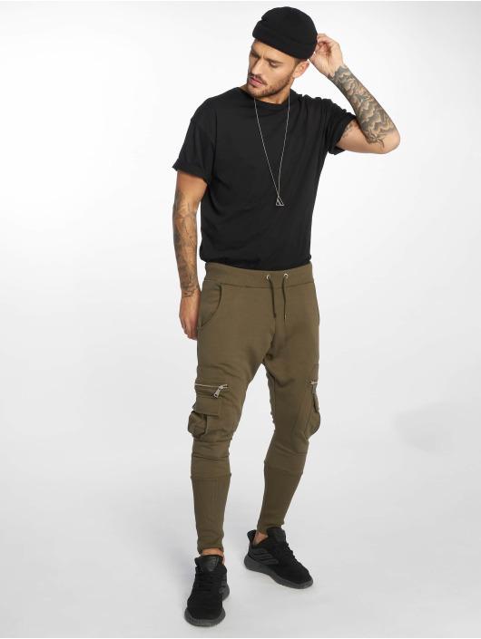 VSCT Clubwear tepláky Future Cargo kaki