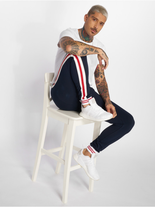 VSCT Clubwear tepláky 80ies Cuffed modrá