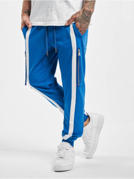 VSCT Clubwear tepláky 4-Stripe modrá
