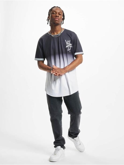 VSCT Clubwear Tričká Graded Logo èierna