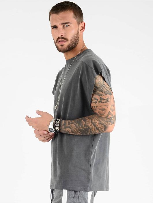 VSCT Clubwear Tričká Bulky šedá