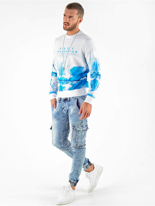 VSCT Clubwear Tröja Antarctica Crew vit