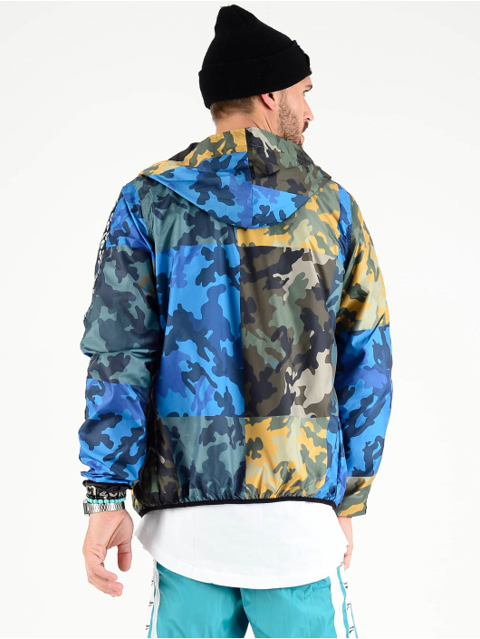 VSCT Clubwear Übergangsjacke Skull Striped camouflage
