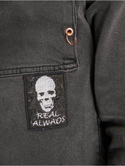 VSCT Clubwear Übergangsjacke Customized grau