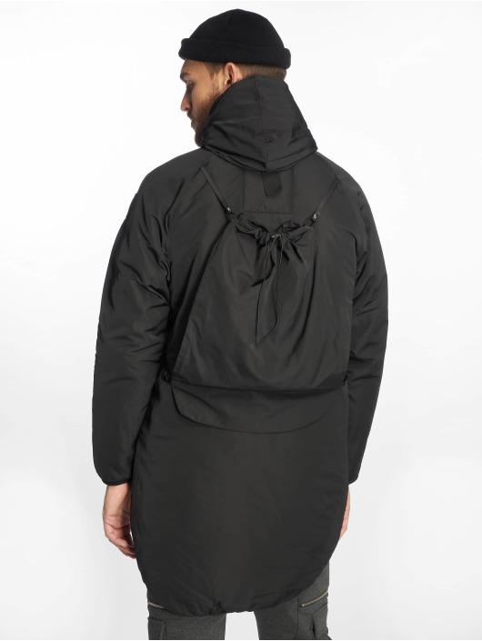 VSCT Clubwear Übergangsjacke Removeable Bag Utility schwarz