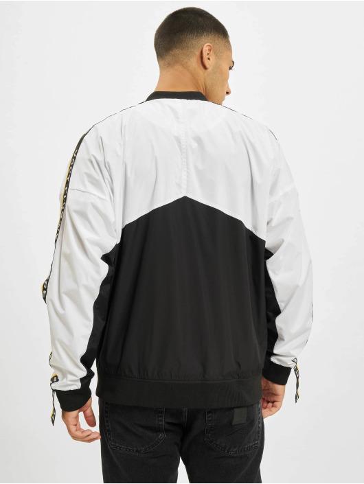VSCT Clubwear Übergangsjacke Coach Logo Tape weiß