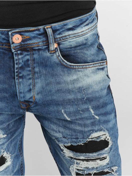 VSCT Clubwear Vaqueros pitillos Hank Customized azul