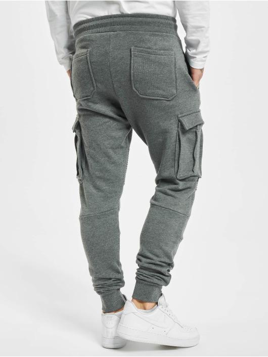 VSCT Clubwear Verryttelyhousut Caleb harmaa