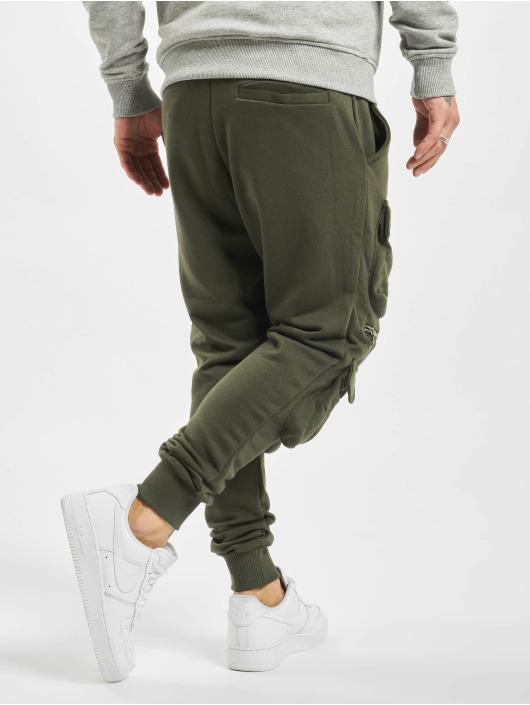 VSCT Clubwear Verryttelyhousut Next Gen Combat khakiruskea