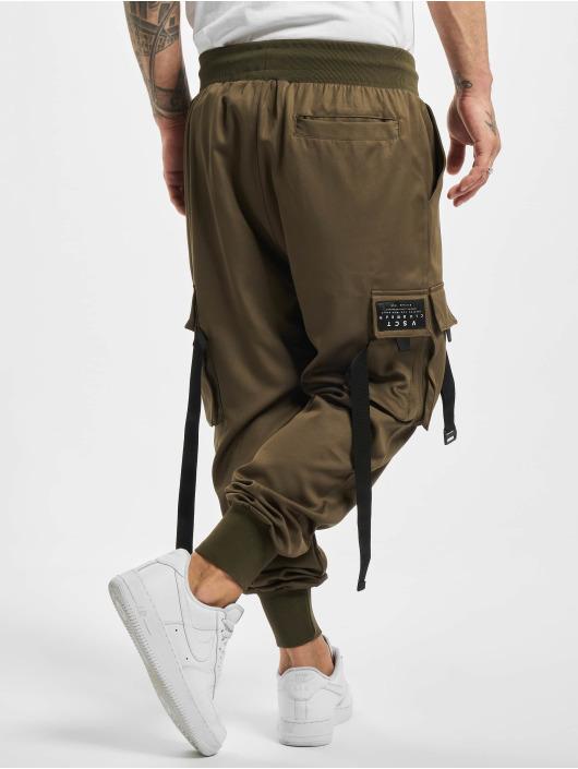 VSCT Clubwear Verryttelyhousut Combat khakiruskea