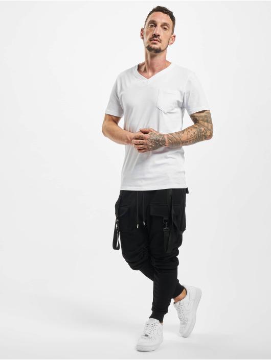 VSCT Clubwear Verryttelyhousut Tape musta