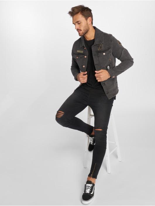 VSCT Clubwear Veste mi-saison légère Customized gris