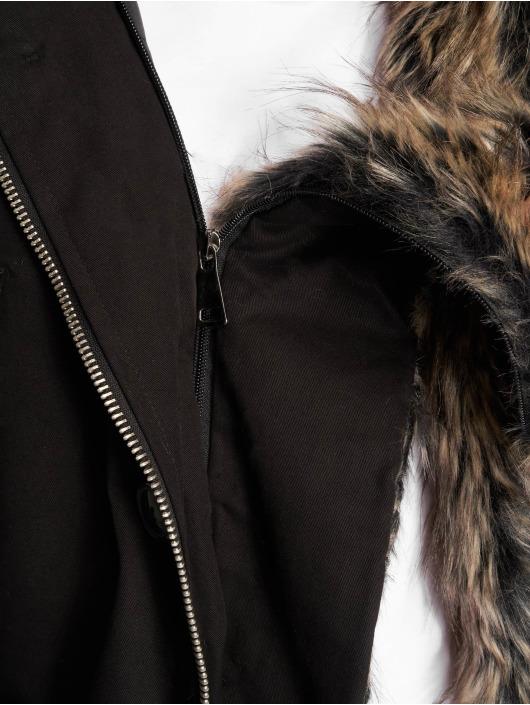 VSCT Clubwear Winter Jacket 2-Face black