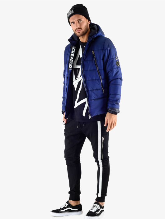 VSCT Clubwear Winter Jacket Clubwear blue