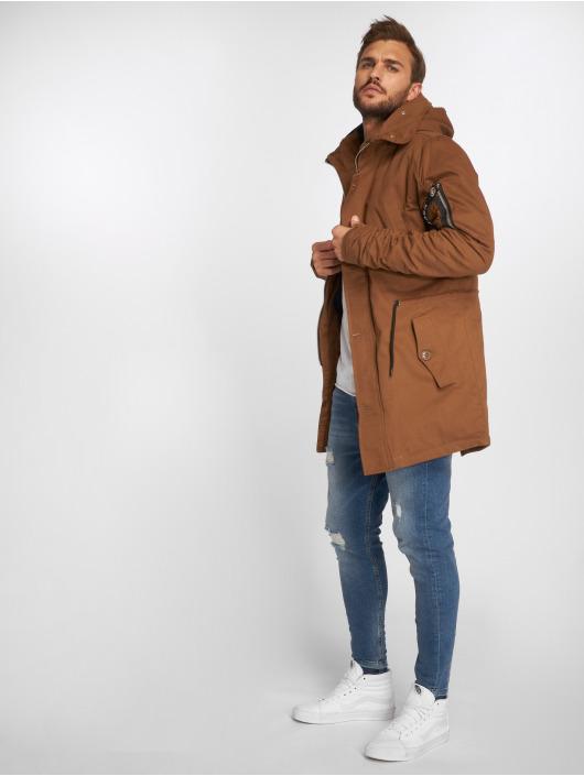 VSCT Clubwear Winter Jacket 2-Face brown
