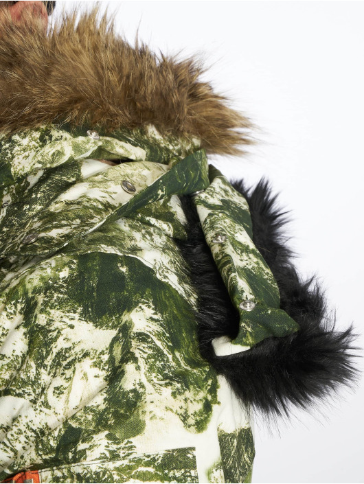 VSCT Clubwear Winter Jacket 2 Face Woodland Camo camouflage