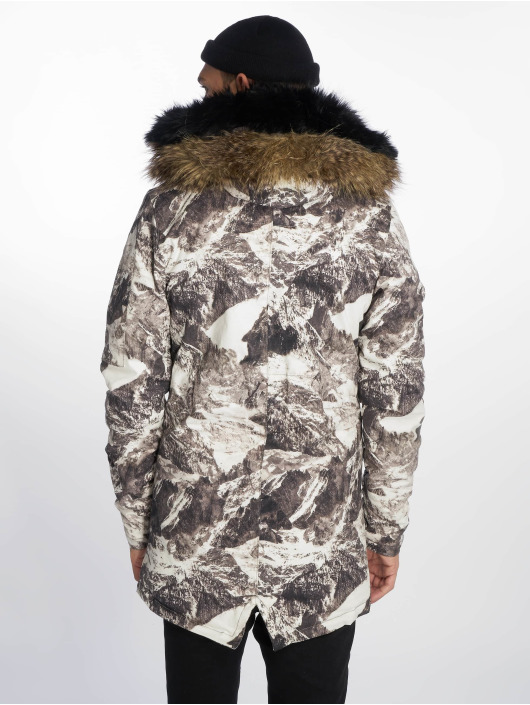 VSCT Clubwear Winter Jacket 3 Face Woodland gray