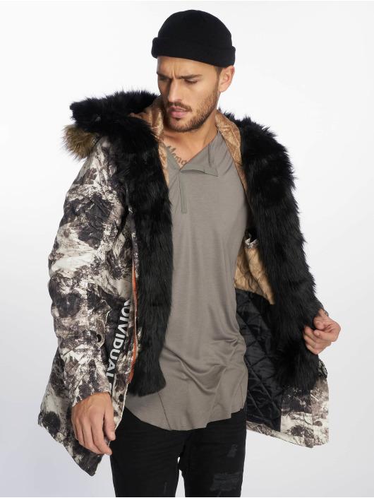 VSCT Clubwear Winterjacke 3 Face Woodland grau