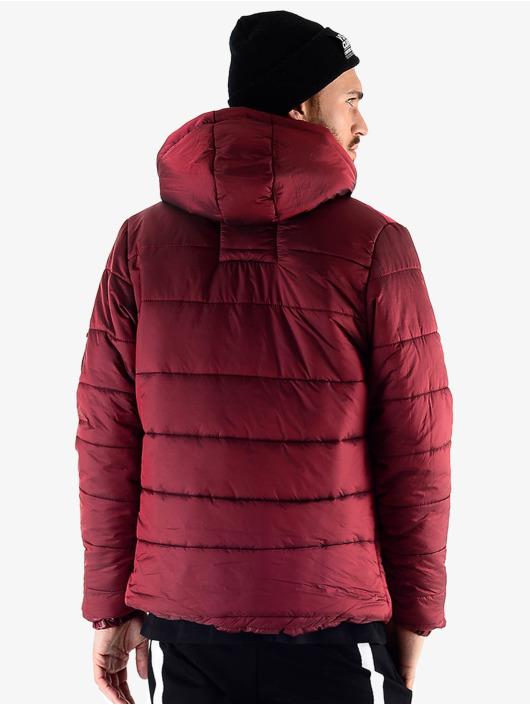 VSCT Clubwear Winterjacke Padded rot