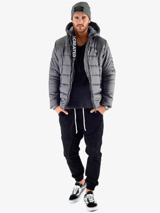 VSCT Clubwear winterjas Padded grijs