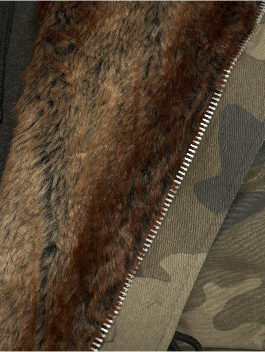 VSCT Clubwear Zimné bundy Double-Zipper Huge Luxury maskáèová