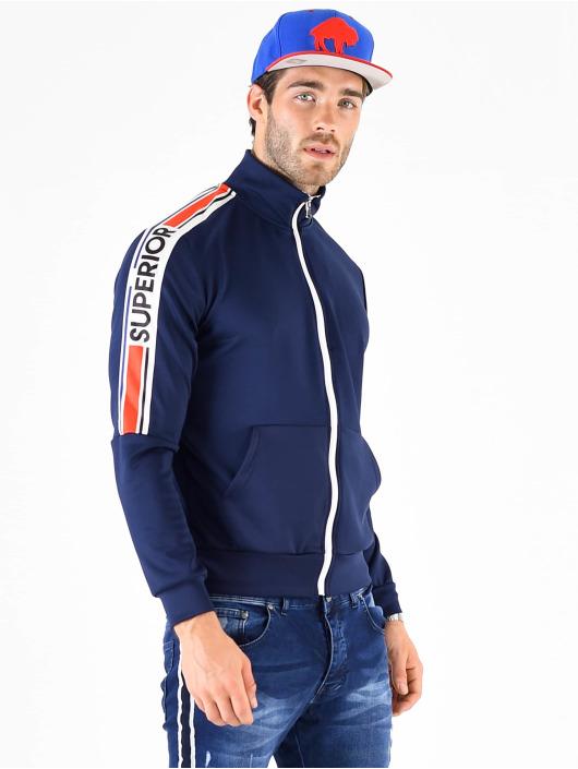 VSCT Clubwear Zip Hoodie Superior niebieski