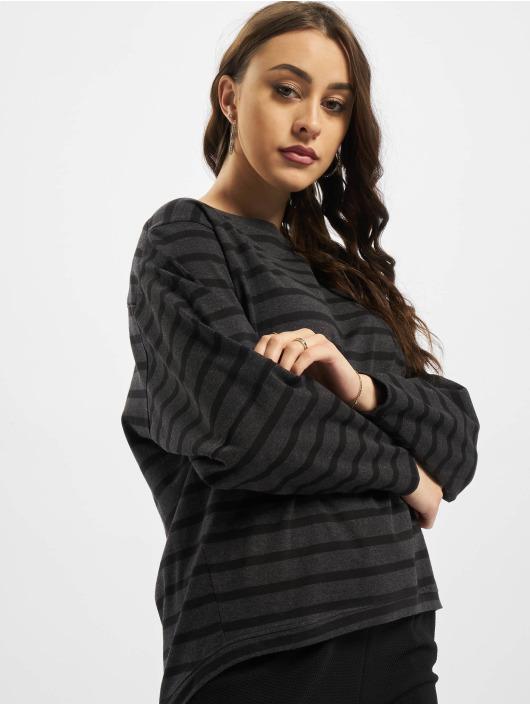 Wemoto Swetry Brighton Stripe czarny