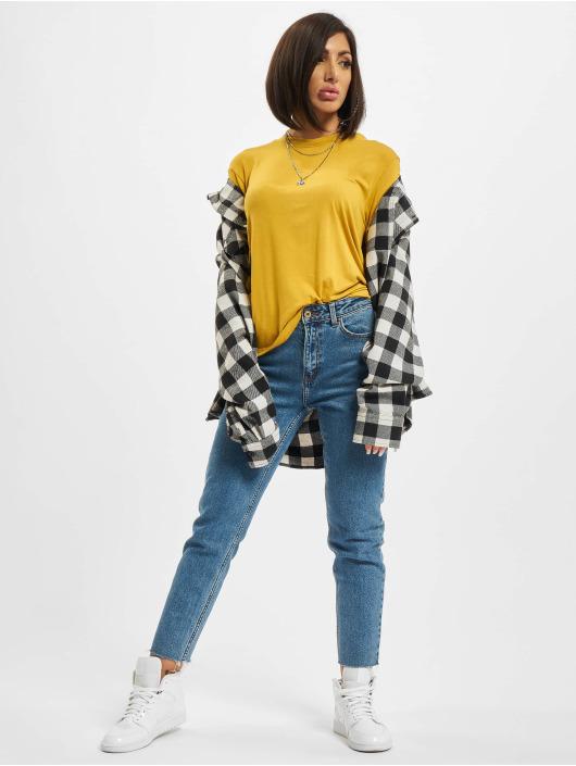 Wemoto T-Shirt Teddy jaune