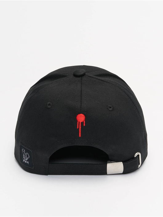 Who Shot Ya? Fitted Cap Sniper Daddy black