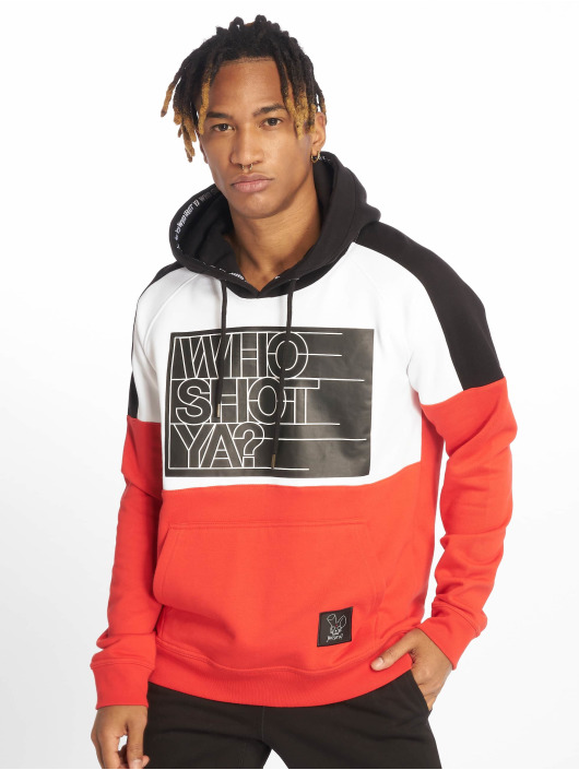 Who Shot Ya? Hoody Sling rot