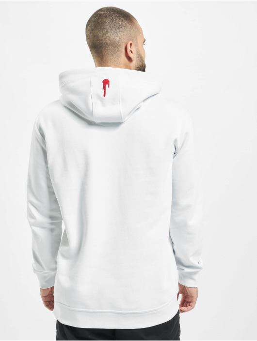 Who Shot Ya? Hoody Originals weiß