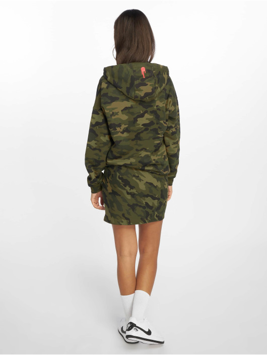 Who Shot Ya? jurk Missy Menace camouflage