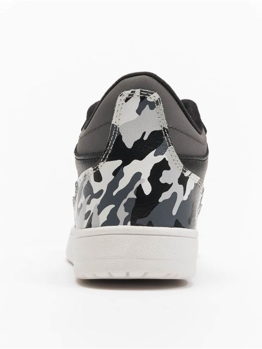Who Shot Ya? Sneaker Camo schwarz