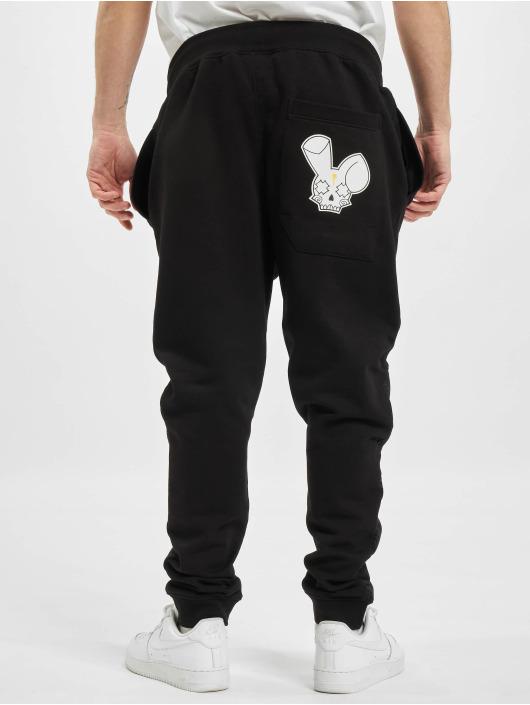 Who Shot Ya? Spodnie do joggingu Playa Hater czarny