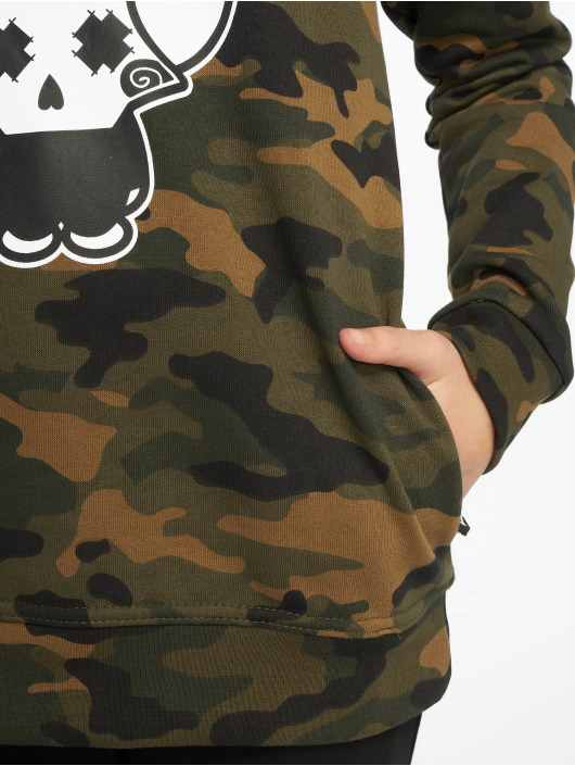 Who Shot Ya? Sweat capuche Bunny camouflage
